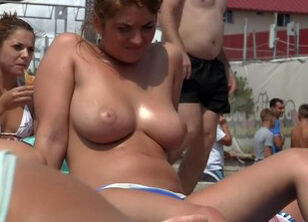 Women with huge nipples