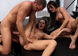 Gracie glam blowjob