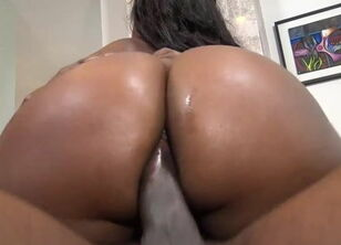 Black wet azz